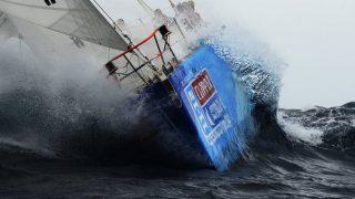 Британский моряк погиб во время яхтенной регаты