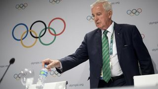 Российская сборная может не попасть на зимние Олимпийские игры  2018