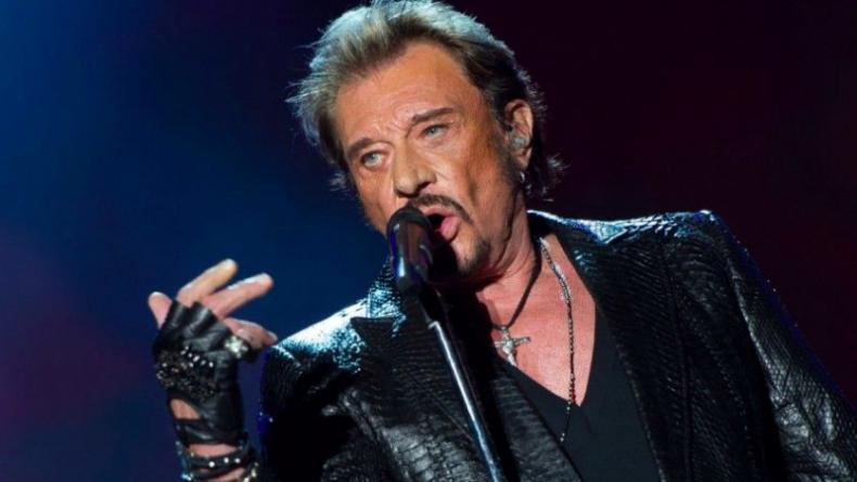 Знаменитости: Умер легенда рока Джонни Холлидей