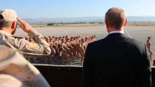 Путин приказал отозвать войска из Сирии