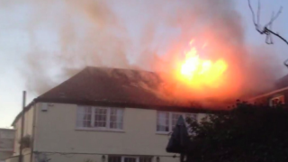 Пожар разрушил здание исторического паба Finnygook Inn