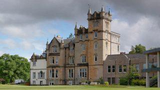 Пожар в отеле Шотландии: двое погибших