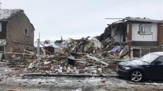 Последствия взрыва в Лестершире: пострадавшая скончалась в больнице