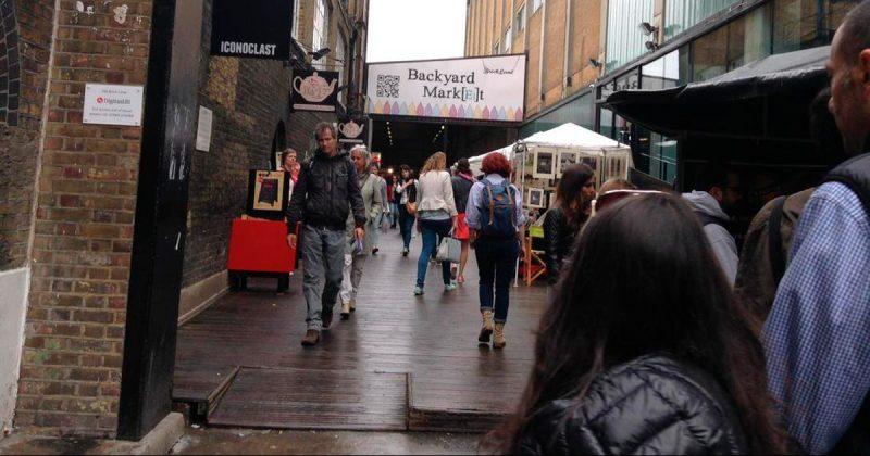Досуг: Скоро на Брик-лэйн появится большой ночной рынок Winter Night Market