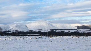 Двое альпинистов спасены в горах Кайрнгорм в Шотландии