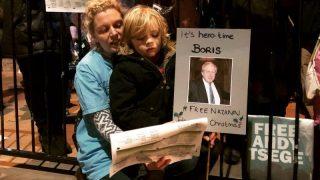 Борис Джонсон надеется освободить Назанин Загари-Ратклифф из иранской тюрьмы