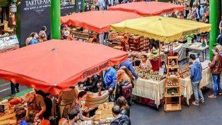 10 лучших рынков Лондона: от винтажных вещей до вкуснейшего фастфуда