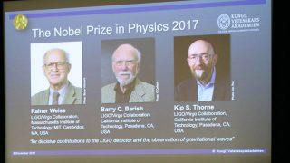 Церемония вручения Нобелевской премии 2017 года состоится в воскресенье в Стокгольме