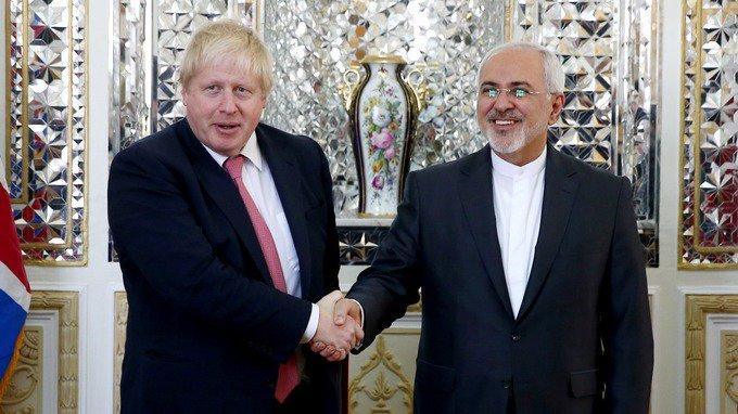 Борис Джонсон готовится ко второму раунду переговоров с президентом Ирана Хасаном Роухани