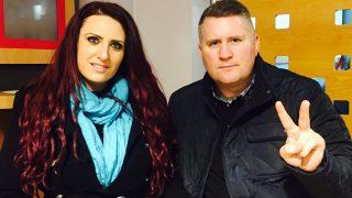 Лидер партии Britain First арестован в Белфасте