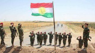 Великобритания признала роль курдских отрядов самообороны в войне с ИГ