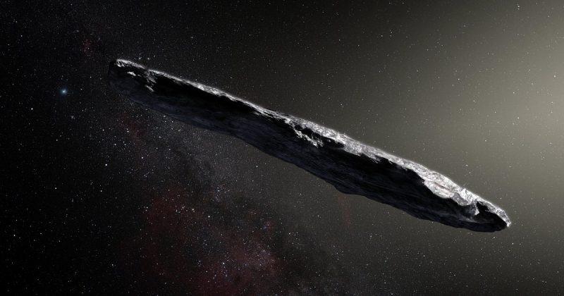 Популярное: Астрономы предположили, что загадочный астероид может оказаться межзвездным зондом