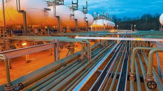 В Великобритании назревает газовый кризис