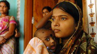 Британские грабители облюбовали дома индусов