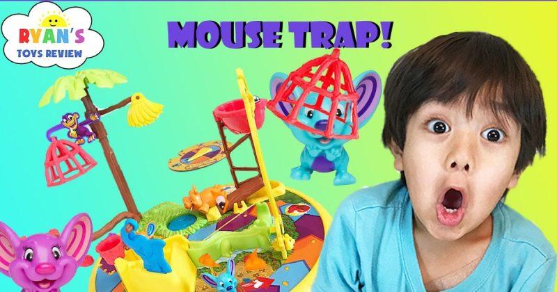 Бизнес и финансы: Шестилетний мальчик зарабатывает миллионы на интернет-обзорах игрушек