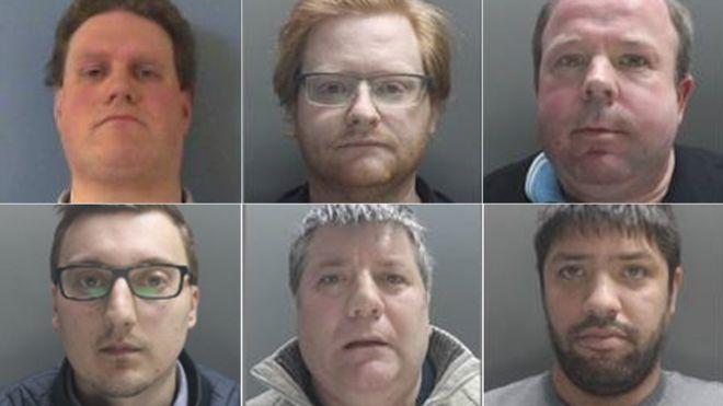 Банда педофилов приговорена к тюремному сроку