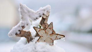 Из-за сильного снегопада британцев предупреждают о желтом уровне погодной опасности