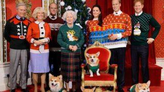 Королева изменила рождественской традиции и закупила 1500 пудингов в Tesco