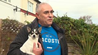 Собака спасла хозяев от страшной смерти