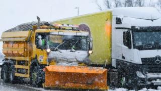 На Шотландию надвигаются сильные снегопады и заморозки