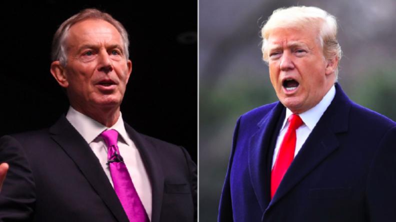 В мире: Британская разведка следила за Трампом