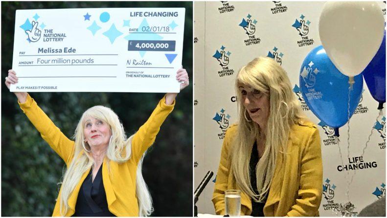 Общество: Таксист-транссексуал выиграл £4 млн в лотерею, но не собирается делиться со своими детьми