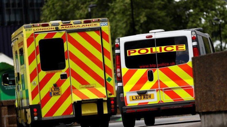 Происшествия: На лондонской стройке погиб мужчина