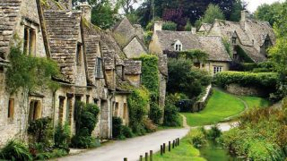 Самые красивые места Британии: Бортон-он-Уотер