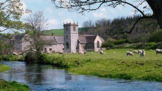 Самые красивые места Британии: деревня Серн Аббас