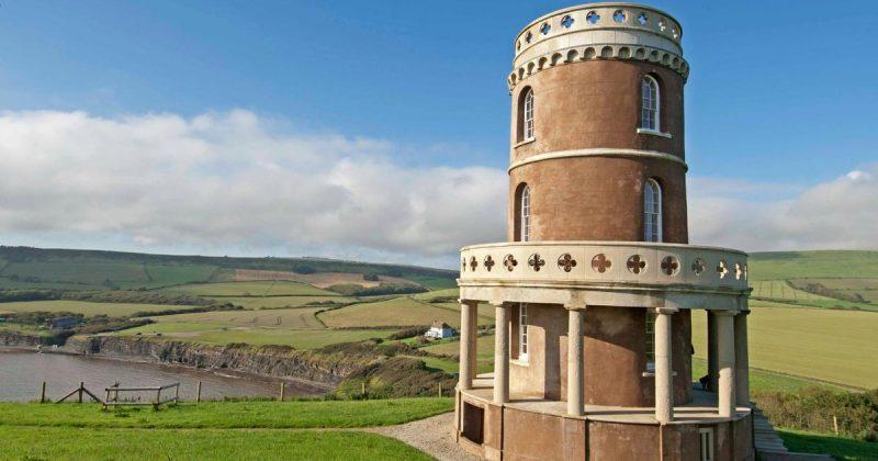 Путешествия: Клавелл Тауэр – самый популярный в Великобритании дом для уик-эндов