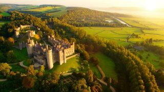 Самые красивые места Британии: замок Арундел