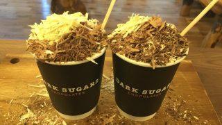 Лучший зимний напиток – необычный горячий шоколад от Dark Sugars на Brick Lane