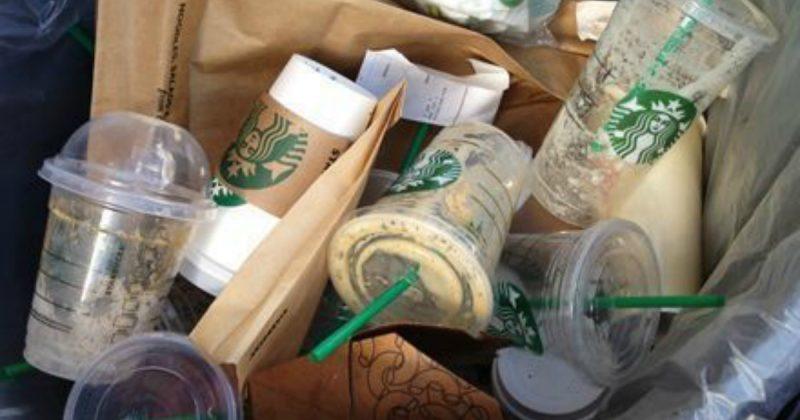 Популярное: Starbucks делает скидку всем, кто отказался от одноразовых бумажных стаканчиков