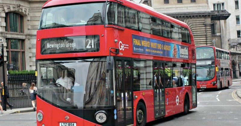 Общество: В этом месяце с автобусных билетов Hopper будут сняты все ограничения