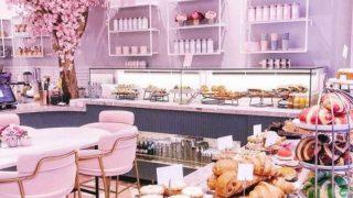 50 оттенков розового в самом милом лондонском кафе