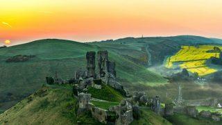 Самые красивые места Британии: замок Корф