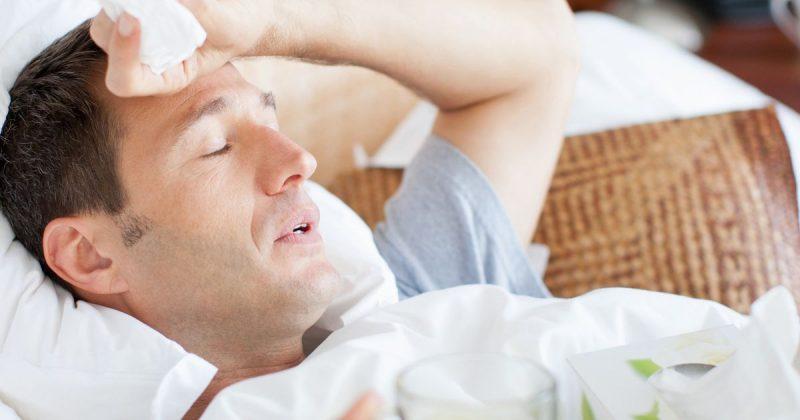 Здоровье и красота: Австралийский грипп охватил всю Великобританию, не считая двух областей