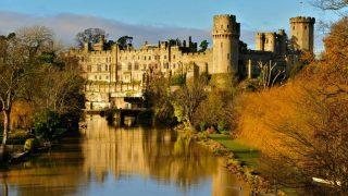 Самые красивые места Британии: Уорикский замок