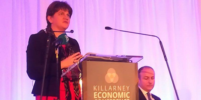 Политика: Речь лидера DUP оценена как попытка налаживания отношений между Дублином, Белфастом и Лондоном