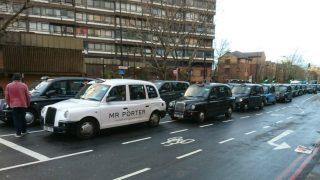 Начало недели ознаменовалось протестом лондонских таксистов против решения TfL
