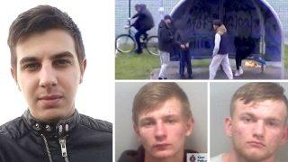 Состоялся суд над подростками, ради смеха забившими бездомного до смерти
