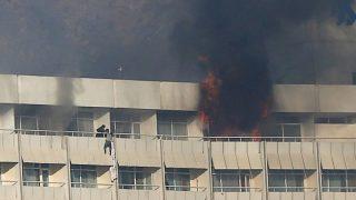 Отель в Кабуле освобожден от террористов: осада длилась 12 часов