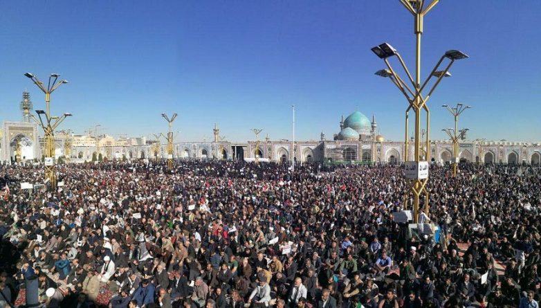 В мире: Иранские военные заявили об окончании уличных протестов