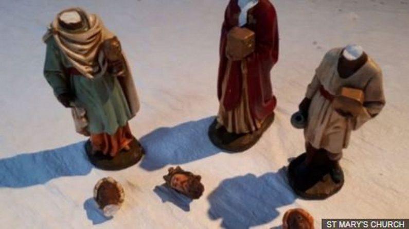 Происшествия: Вандалы обезглавили статуи мудрецов в Мендлшеме