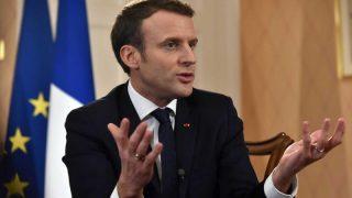 Французский президент уверен, что французы также проголосовали бы за выход из состава ЕС