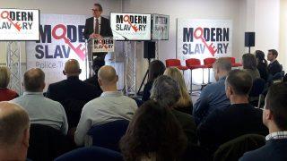 Регионы Великобритании, уличенные в современном рабстве