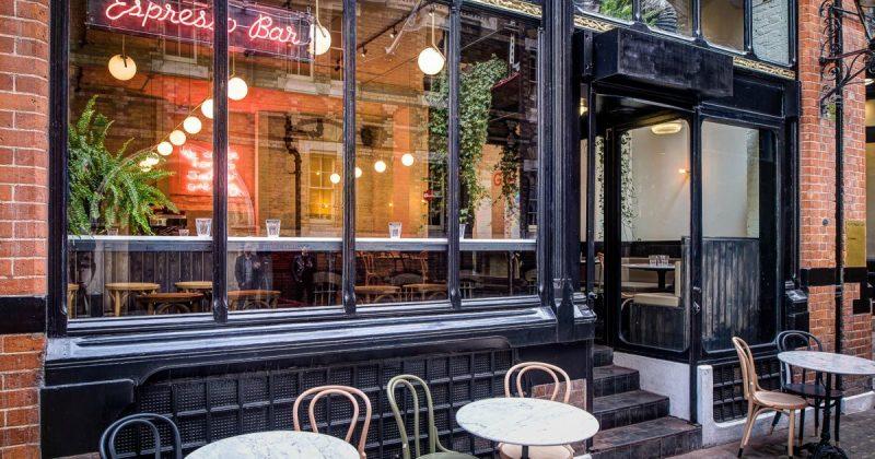 Досуг: Кофе как стиль жизни: лучшие кофейни в Covent Garden