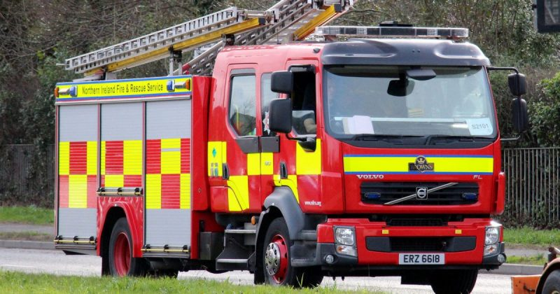 Происшествия: Поджог в Банбридже: неизвестные пытались убить слабоумного мужчину