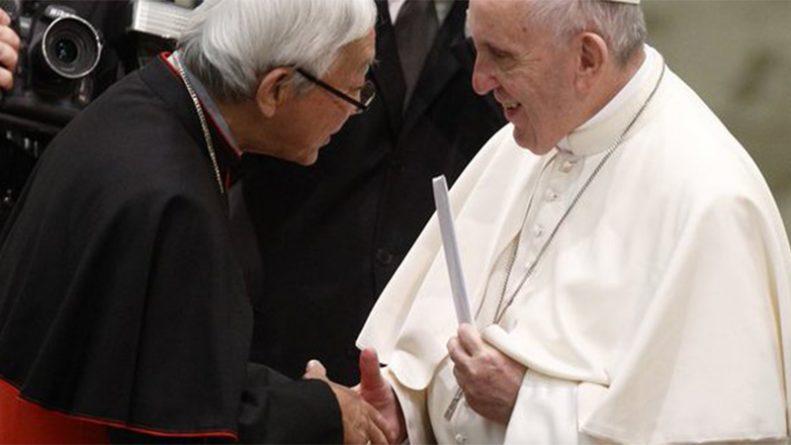 В мире: Ватикан и Китай: спорное соглашение