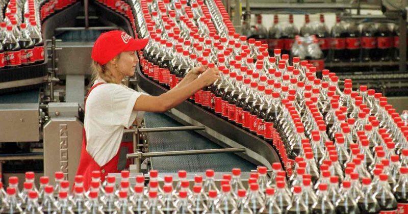 Бизнес и финансы: Сотрудники Coca-Cola лишатся работы